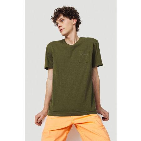 Pánské tričko - O'Neill LM ESSENTIALS V-NECK T-SHIRT - 5