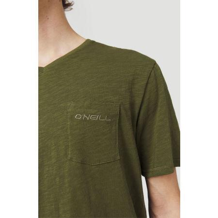 Pánské tričko - O'Neill LM ESSENTIALS V-NECK T-SHIRT - 6