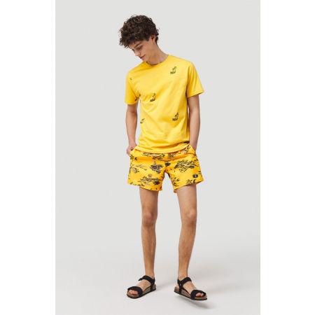 Pánské tričko - O'Neill LM PALM AOP T-SHIRT - 3