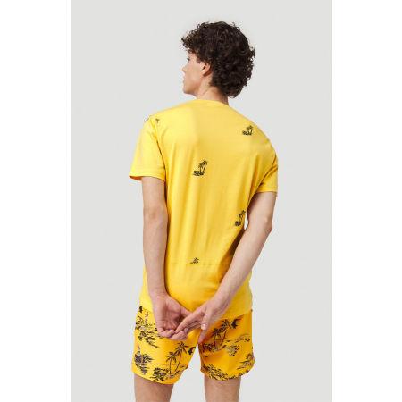 Pánské tričko - O'Neill LM PALM AOP T-SHIRT - 4
