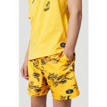 Pánské tričko - O'Neill LM PALM AOP T-SHIRT - 6