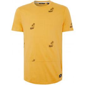 O'Neill LM PALM AOP T-SHIRT - Pánske tričko