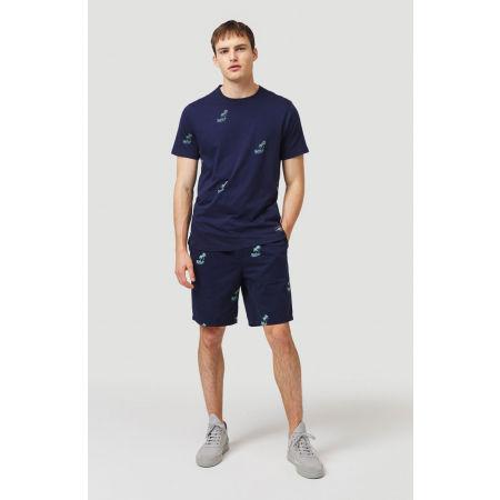 Pánske tričko - O'Neill LM PALM AOP T-SHIRT - 5