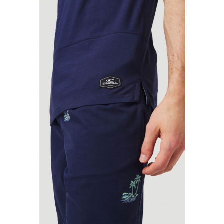 Pánske tričko - O'Neill LM PALM AOP T-SHIRT - 7