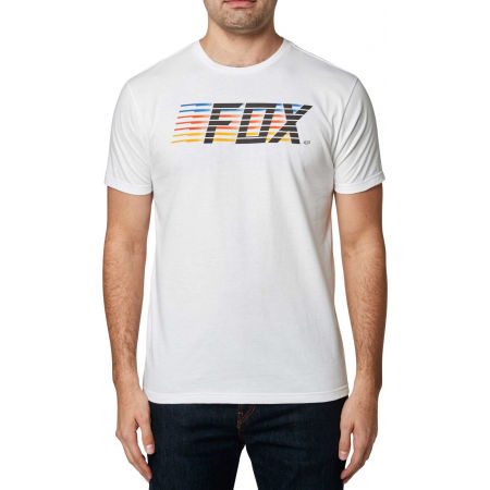 Pánské triko - Fox LIGHTSPEED MOTH SS PREM TEE - 3