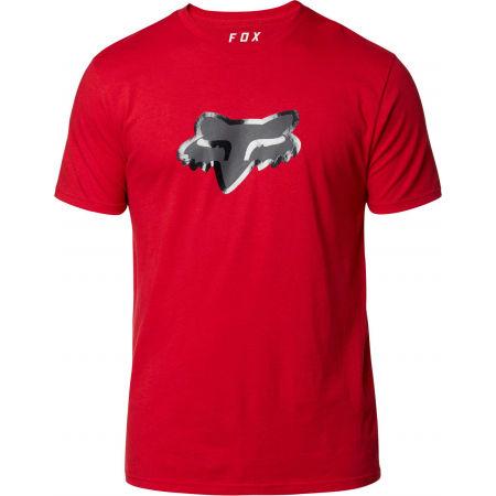 Pánske tričko - Fox STAY GLASSY SS PREMIUM TEE - 1