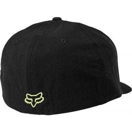 Мъжка шапка с козирка - Fox NEON MOTH FLEXFIT - 2