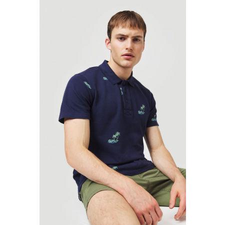 Мъжка поло тениска - O'Neill LM PALM AOP POLO - 5
