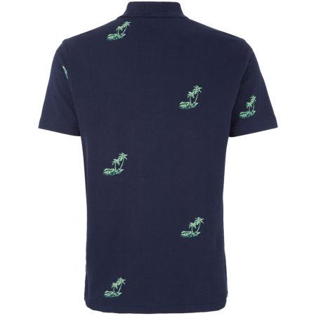 Мъжка поло тениска - O'Neill LM PALM AOP POLO - 2