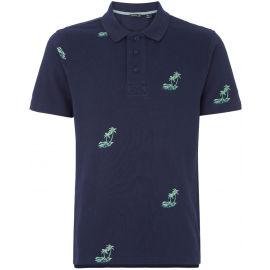 O'Neill LM PALM AOP POLO - Pánske tričko polo