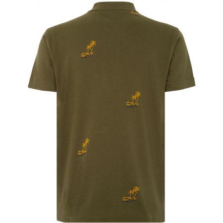 Pánske tričko polo - O'Neill LM PALM AOP POLO - 2