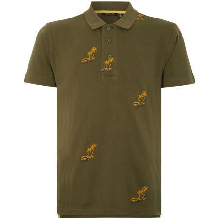 Мъжка поло тениска - O'Neill LM PALM AOP POLO - 1