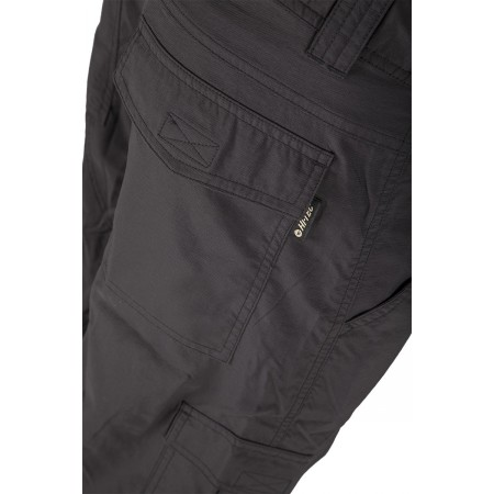LOBAN OUTDOOR PANTS LIGHT - Pánské outdoorové kalhoty - Hi-Tec LOBAN OUTDOOR PANTS LIGHT - 4