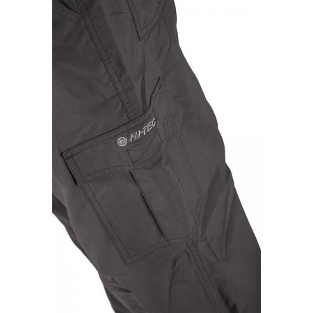 LOBAN OUTDOOR PANTS LIGHT - Pánské outdoorové kalhoty - Hi-Tec LOBAN OUTDOOR PANTS LIGHT - 5
