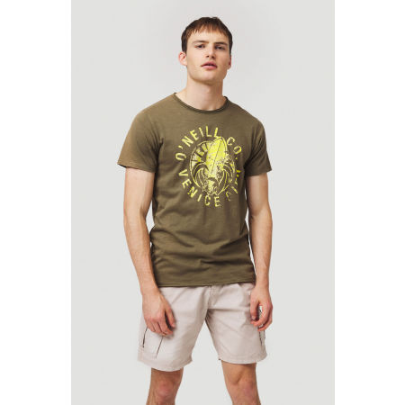 Pánske tričko - O'Neill LM BRONSON T-SHIRT - 3