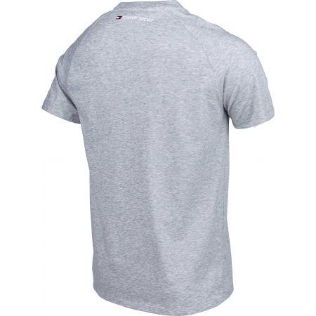 Pánské tričko - Tommy Hilfiger CHEST LOGO TOP - 3
