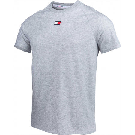 Мъжка тениска - Tommy Hilfiger CHEST LOGO TOP - 2
