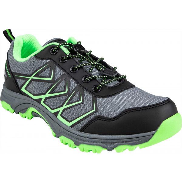 ALPINE PRO JACOBO černá 39 - Dětská sportovní obuv