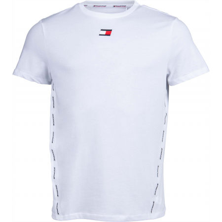Men's T-shirt - Tommy Hilfiger TAPE TOP - 1