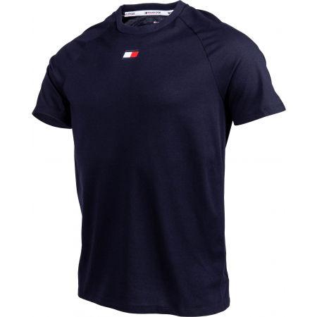 Tricou bărbați - Tommy Hilfiger CHEST LOGO TOP - 2