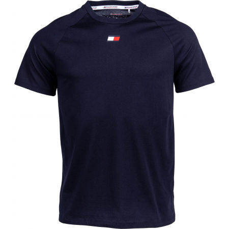 Tommy Hilfiger CHEST LOGO TOP - Tricou bărbați