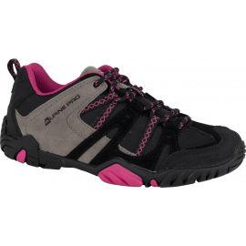 ALPINE PRO MAGGOTT - Dámska trekingová obuv