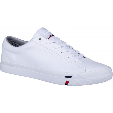 Tommy Hilfiger CORPORATE LEATHER SNEAKER - Мъжки кецове