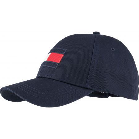 Pánska šiltovka - Tommy Hilfiger BIG FLAG CAP - 1