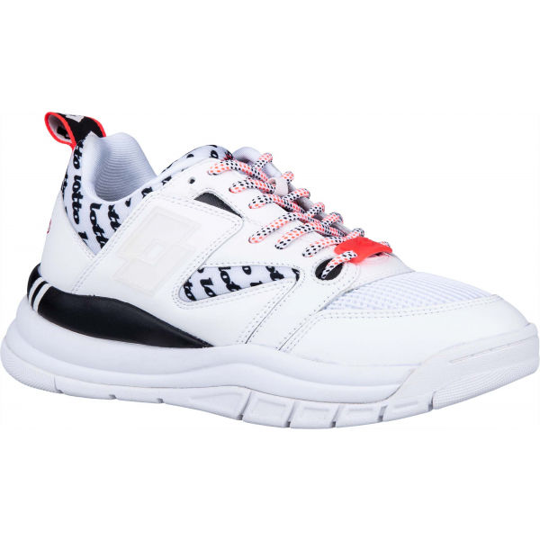Lotto ATHLETICA SIRIUS LOGO W fehér 41 - Női szabadidő cipő