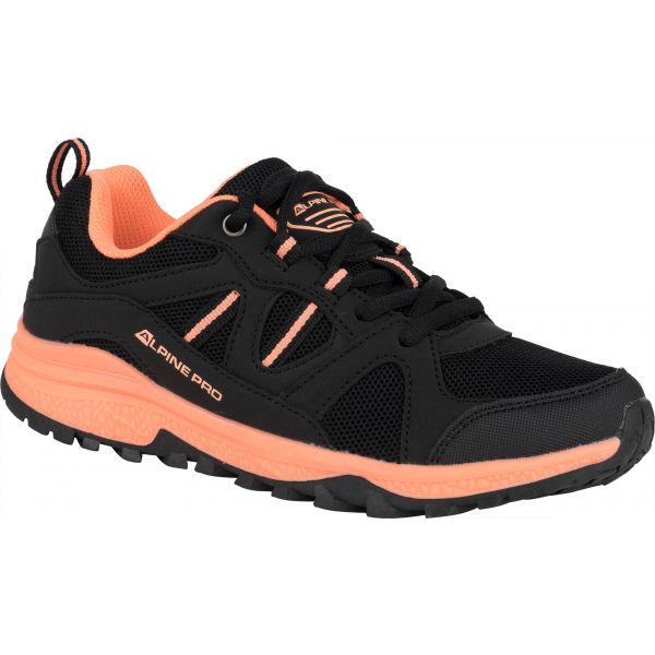 ALPINE PRO OLA černá 39 - Dámská outdoorová obuv