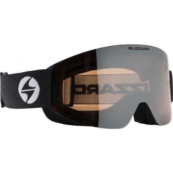 Blizzard DAZO černá NS - Sjezdové brýle