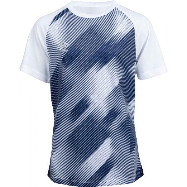 Umbro TRAINING GRAPHIC TEE bílá M - Dětské sportovní triko
