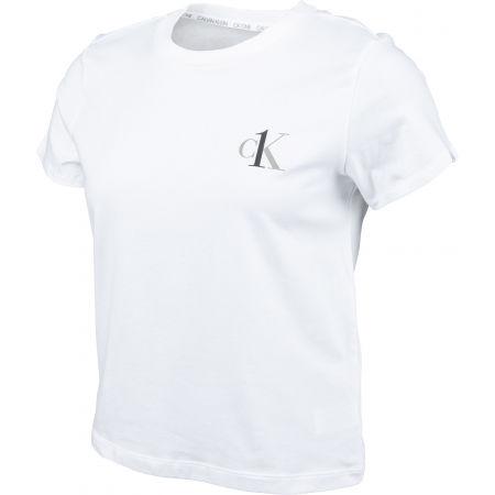 Dámske tričko - Calvin Klein S/S CREW NECK - 2