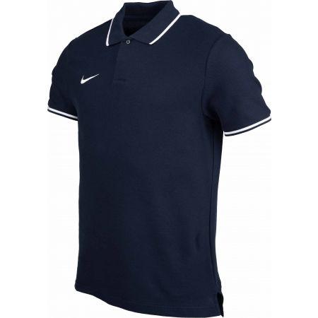 Pánske tričko polo - Nike POLO TM CLUB19 SS M - 2