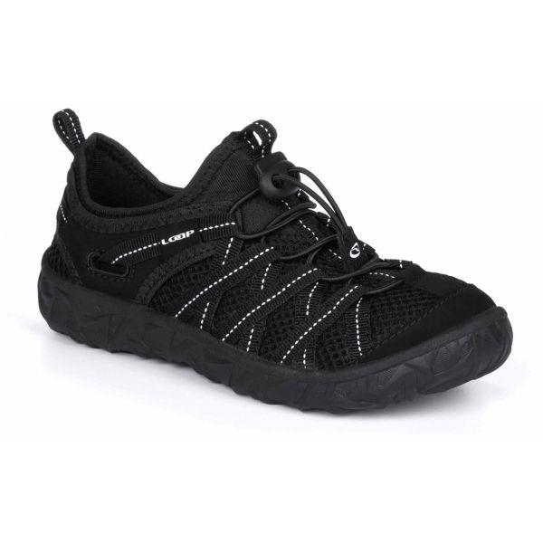 Loap ALAMA JR černá 30 - Dětské sandály