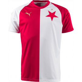 Puma SK SLAVIA HOME JSY KIDS - Original football jersey