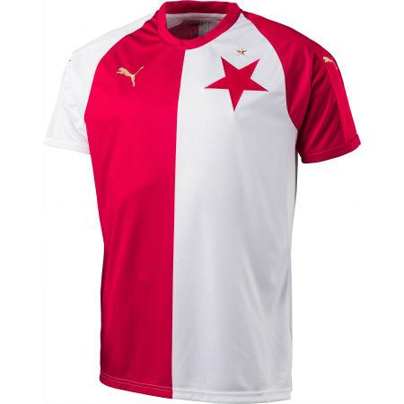 Originálny  futbalový dres - Puma SK SLAVIA HOME JSY KIDS - 2