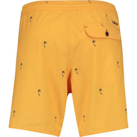 Pánske kúpacie šortky - O'Neill PM MINI PALMS SHORTS - 2