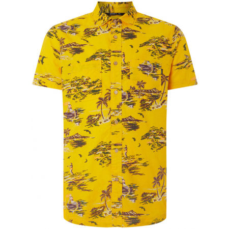 O'Neill LM TROPICAL S/SLV SHIRT