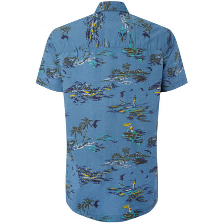 Мъжка риза - O'Neill LM TROPICAL S/SLV SHIRT - 2