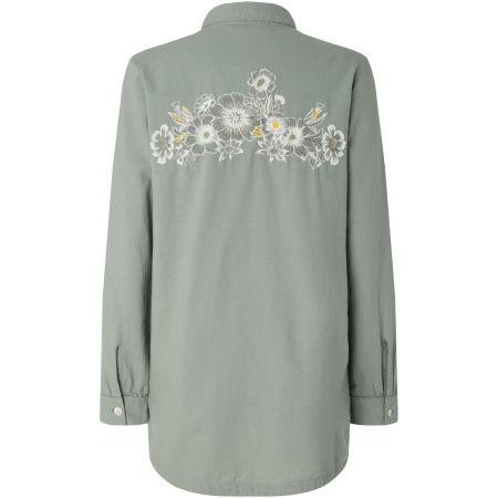Dámska košeľa - O'Neill LW MORI L/SLV SHIRT - 2