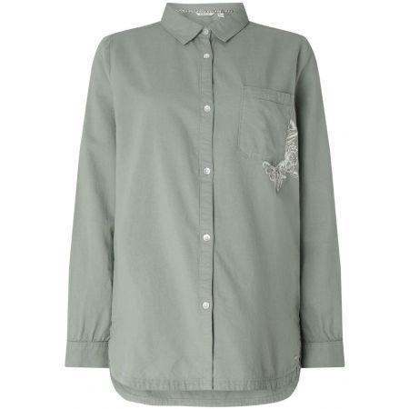 O'Neill LW MORI L/SLV SHIRT - Dámska košeľa