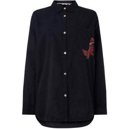 Dámska košeľa - O'Neill LW MORI L/SLV SHIRT - 1