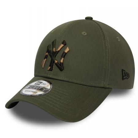 New Era 9FORTY CAMO NEW YORK YANKEES - Klubowa czapka z daszkiem męska