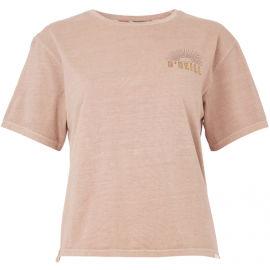 O'Neill LW LONGBOARD BACKPRINT T-SHIRT - Tricou de damă