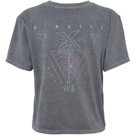 Дамска тениска - O'Neill LW LONGBOARD BACKPRINT T-SHIRT - 2