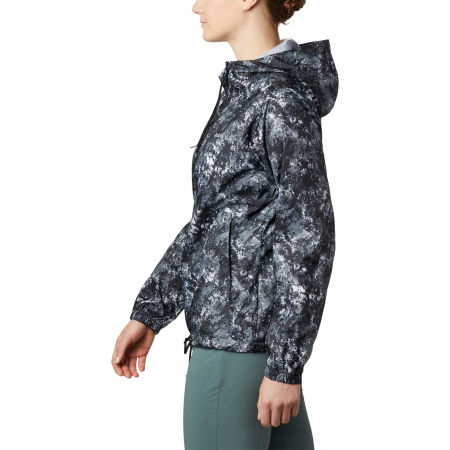 Damen Windjacke - Columbia FLASH FORWARD PRINTED WINDBREAKER - 7