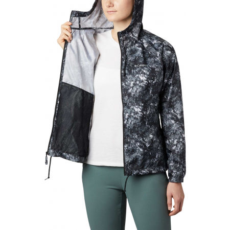 Damen Windjacke - Columbia FLASH FORWARD PRINTED WINDBREAKER - 5