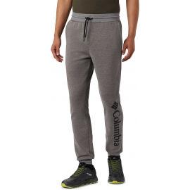 Columbia LODGE DBL KNIT - Pantaloni sport bărbați