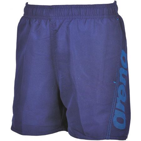 Chlapecké koupací šortky - Arena FUNDAMENTALS LOGO JR BOXER - 1